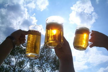 Degustazione di birra ceca a Praga