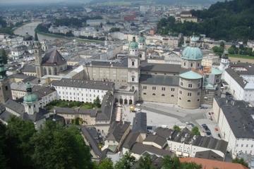 Excursão de ônibus panorâmico por Salzburgo