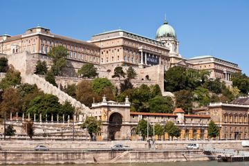 Excursão turística pelo bairro do Castelo em Budapeste