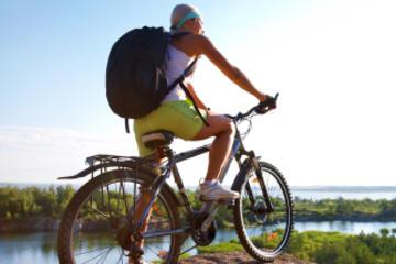 Excursión en bicicleta al castillo de...