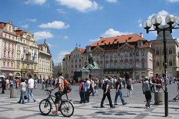 Fahrradtour durch Prag