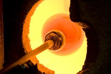 Fahrt von Prag zur Nizbor Bohemia Glass Factory