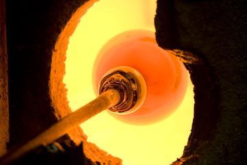 Gita di una giornata alla fabbrica del vetro di Boemia Nizbor con