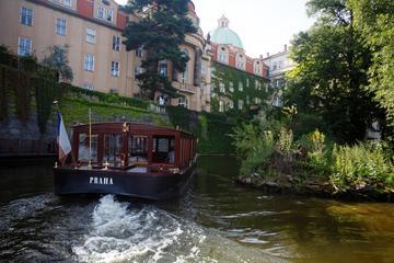 Pequeña Venecia de Praga: crucero turístico por el canal