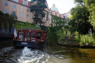Pequena Veneza de Praga: Cruzeiro turístico pelo canal