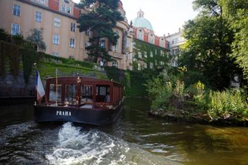 Prague's Little Venice: Sightseeing...