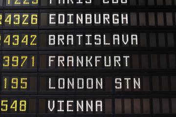 Private Arrival Transfer: Bratislava