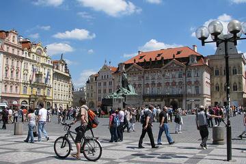 Recorrido en bicicleta por Praga