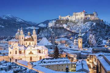 Salzburg Christmas Eve Experience: Arnsdorf, Silent Night Chapel and...