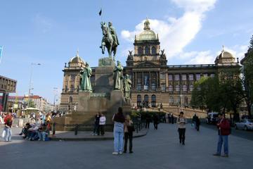 Tour a piedi della Praga comunista