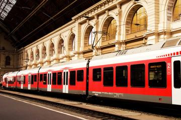 Transfer Boedapest: van hotels naar treinstation Keleti pályaudvar