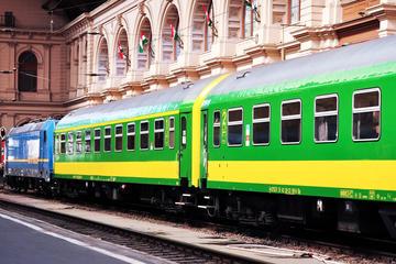 Trasferimento condiviso all'arrivo: dalla stazione ferroviaria Keleti