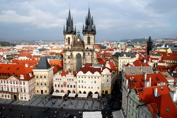 Walking Tour of Prague's Royal Route