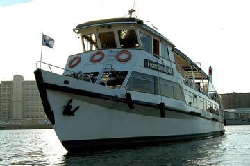 Travesía por Río de la plata desde el puerto Madero