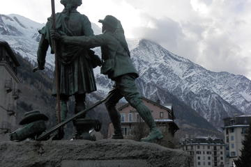 Chamonix Town Historical Walking Tour 1-2 Hours