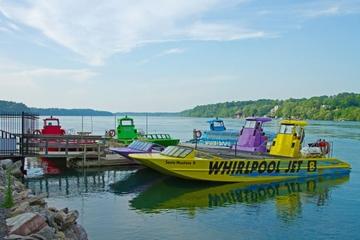 Hubschrauberrundflug über die Niagarafälle, Whirlpool-Boot und...