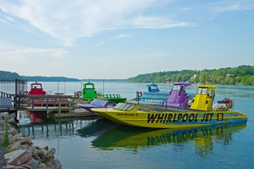 Tour combiné en hélicoptère au-dessus des chutes du Niagara, en...