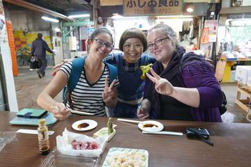 Osaka Foodies Walking Tour