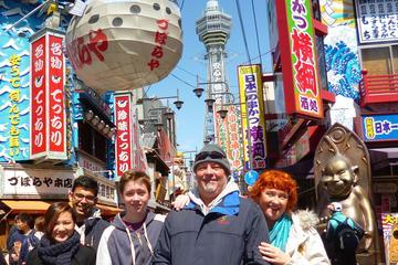 Visite à pied d'Osaka