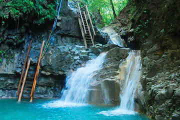 Amber Cove Shore Excursion: Waterfall Trek and Swim