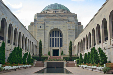 Excursion à Canberra: visite de la capitale d'Australie au départ de...