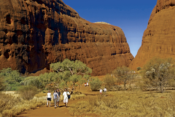 Excursion de 3 jours entre Alice Springs et Uluru (Ayers Rock...
