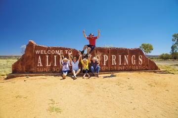 Hoogtepunten Tour Alice Springs van een halve dag