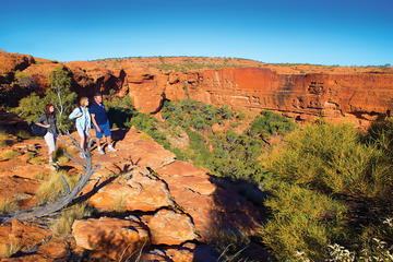 Kings Canyon Guided Rim Walk