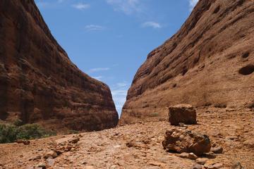 Secondo giorno, tour a Uluru e Kata