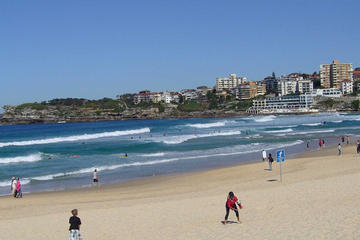 Sydney: excursão por Bondi Beach e Kings Cross mais cruzeiro com...