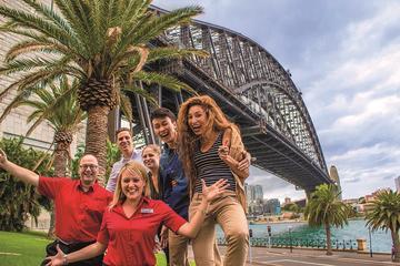 Tarjeta turística de Australia