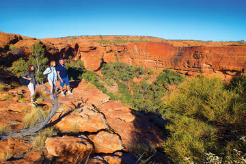 Tour di 2 giorni a Uluru (Ayers Rock) e Kings Canyon da Alice Springs