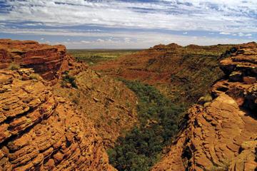 Tre dages tur fra Uluru (Ayers Rock...
