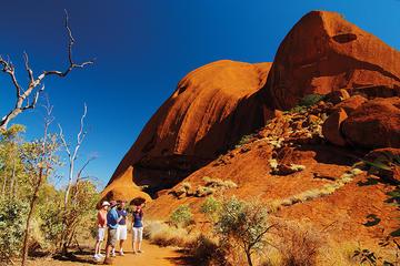 Uluru, Kata Tjuta y cena Sounds of Silence en 3 días