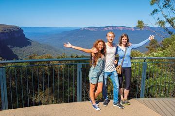 Viagem diurna para grupos pequenos para as Blue Mountains e cruzeiro...