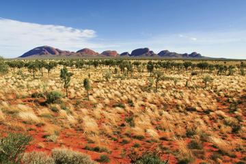 Viaje de 2 días a Uluru, una granja de camellos y Kata Tjuta desde...