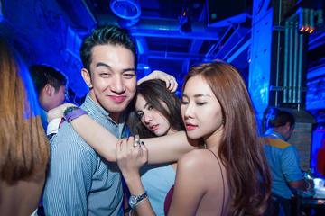 Visite nocturne de Bangkok