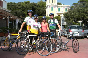 Cycling Shore Excursion To Pisa From ...