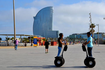 Barcelona on a Segway: Guided Tapas...
