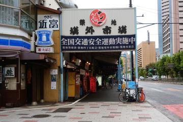 1 Day Walking Tour strolling Tsukiji ...