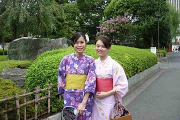 Private Kimono Experience in Asakusa...