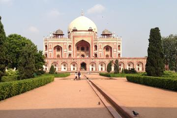 Full Day Private Guided Tour Of Old and New Delhi with Lunch
