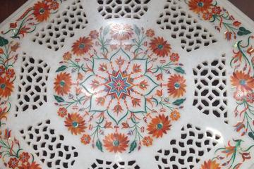 Private Tour :Shopping Tour in Agra including Marble Inlay Factory Visit