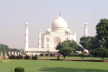 Private Transfer From Agra to New Delhi