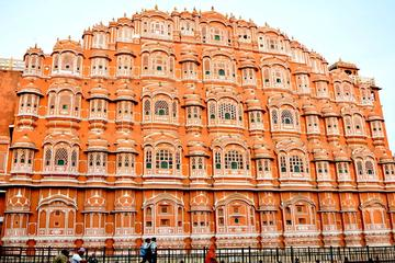 Same day Jaipur Tour from New Delhi