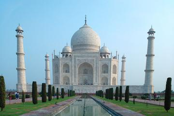 Tajmahal Tour By Train