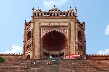 Transfer From Agra To Jaipur with Fatehpursikri and Abaneri