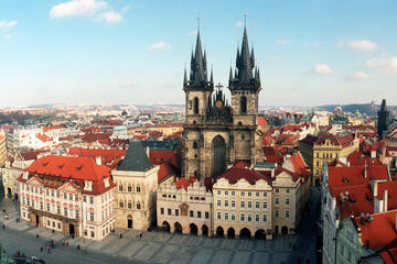 Prague in one day from Berlin