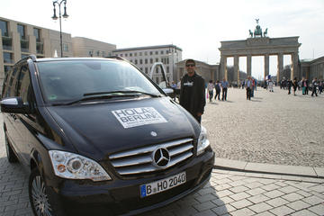 Private Custom Berlin Half-Day Tour by Minivan: Berlin's Past, Present and Future