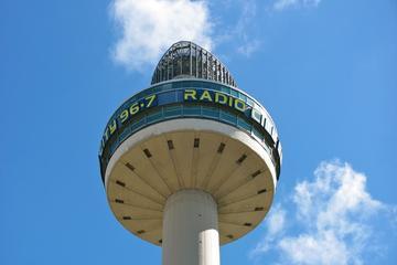 Eintrittskarte für die Aussichtsplattform des Radio City Tower